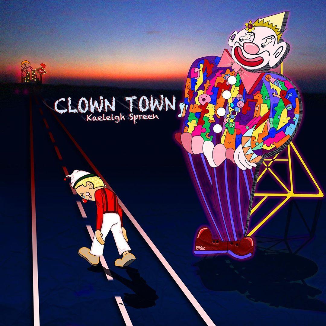 clown town kaeleigh spreen