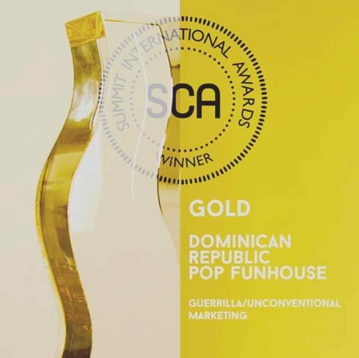 sca gold dominican republic pop funhouse