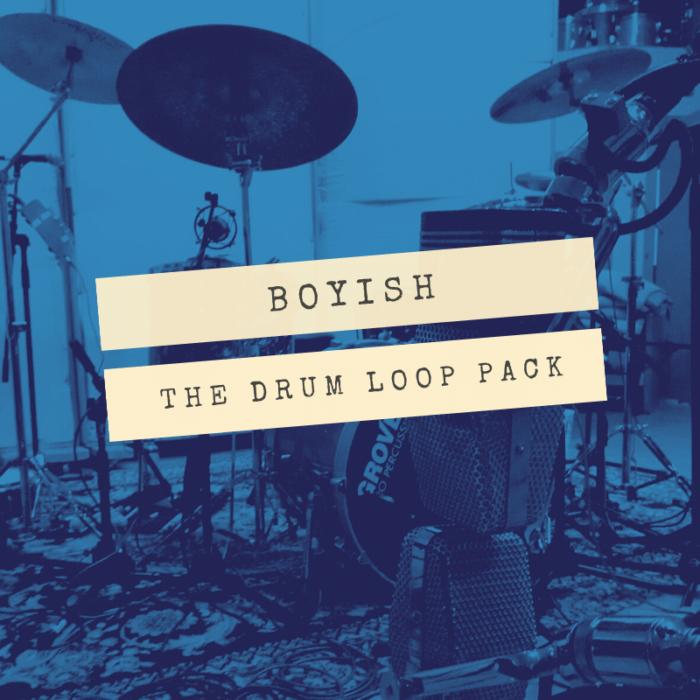 Boyish Drum Loop Pack