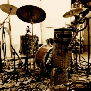 Drums Studio Wellspring Aleksi Godard