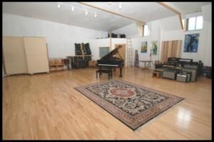 Wellspring Sound Studio Live Room